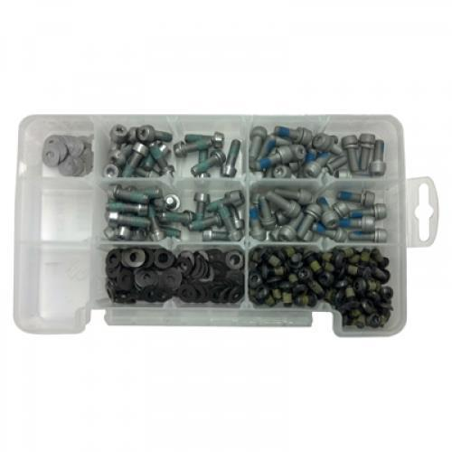 DISC BRAKE BOLT AND SHIM KIT